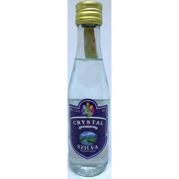 Crystal Szilva ízesítésű vodka 02 vv. 375 vásárlás