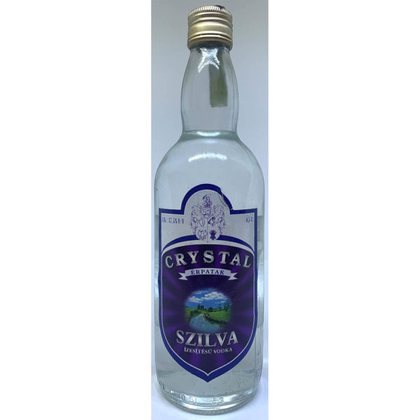 Crystal Szilva ízesítésű vodka 05 vv. 375 vásárlás