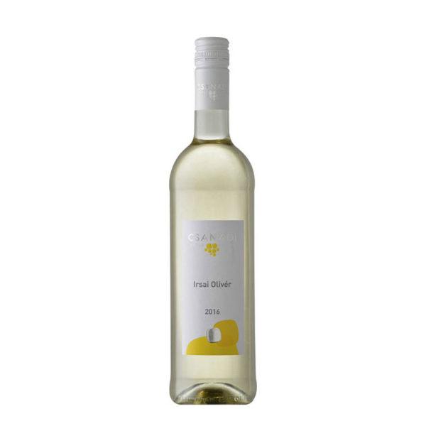 Csanádi Irsai Olivér száraz fehérbor 075 vásárlás