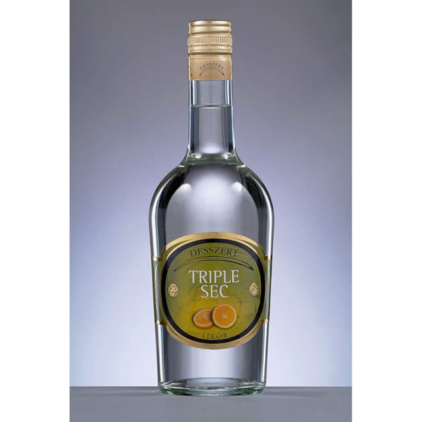 Desszert Triple Sec likőr 05 35 vásárlás