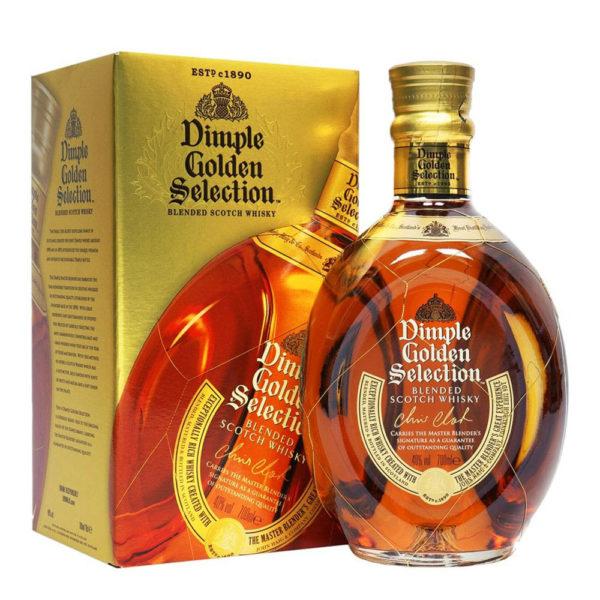 Dimple Golden Selection whisky 07 pdd. 40 vásárlás