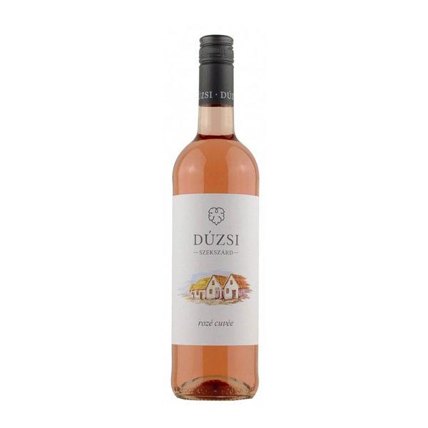 Dúzsi Szekszárdi Rozé Cuvée 2019. száraz bor 075 vásárlás