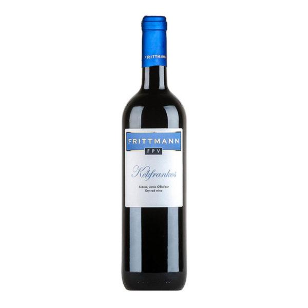 Frittmann Kékfrankos 2017. száraz vörösbor 075 vásárlás