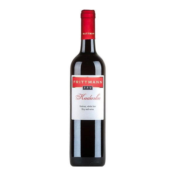 Frittmann Kunsági Kadarka 2016. száraz vörösbor 075 vásárlás
