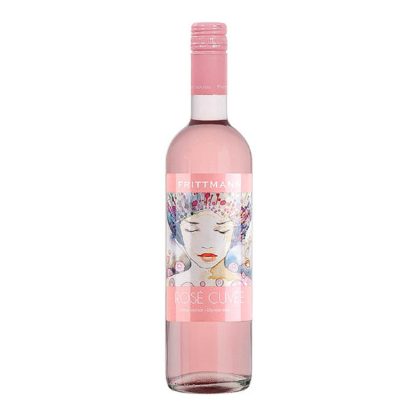 Frittmann Kunsági Rosé Cuvée 2019. száraz bor 075 vásárlás