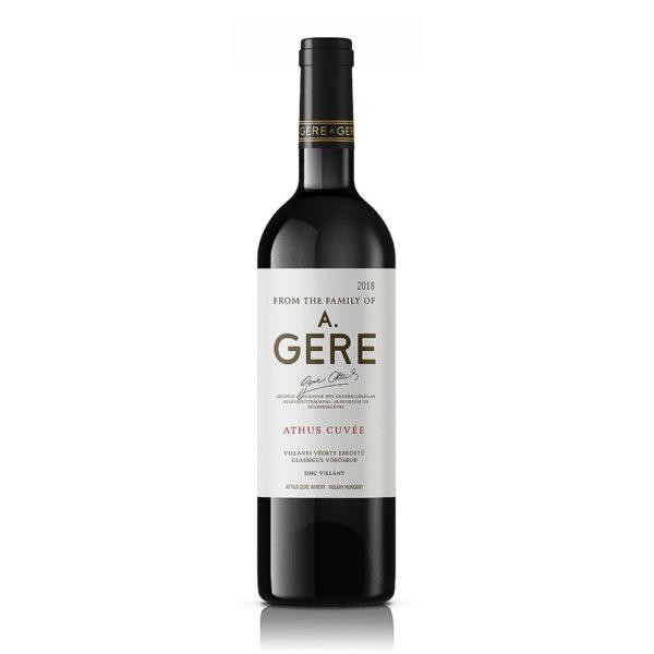 Gere Attila Villányi Athus Cuvée száraz vörösbor 075 vásárlás