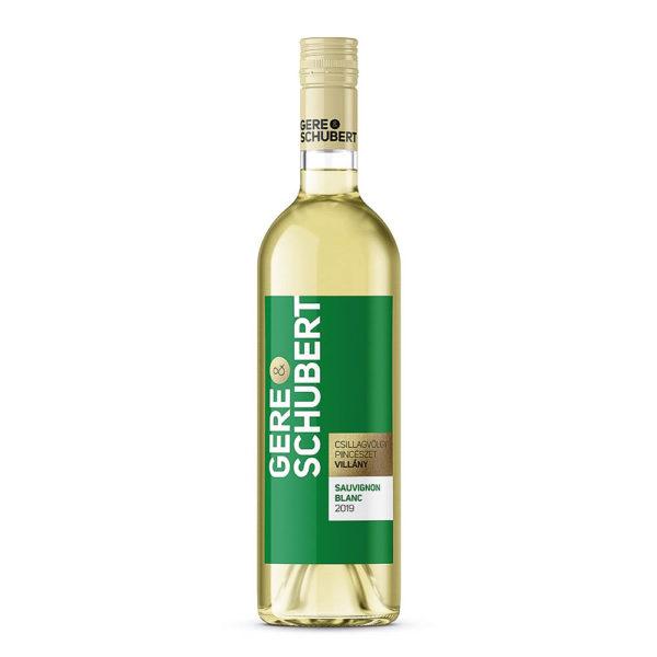 Gere Schubert Sauvignon Blanc 2019. száraz fehérbor 075 vásárlás