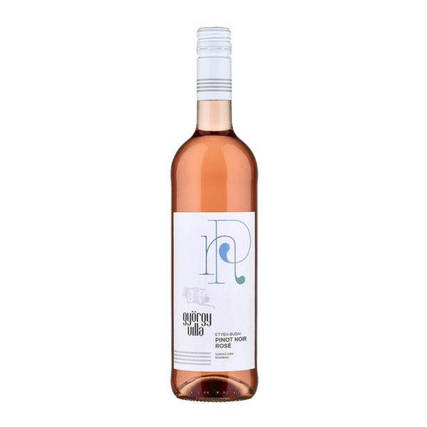 György Villa Etyek Budai Pinot Noir Rosé 2018. száraz bor 075 vásárlás