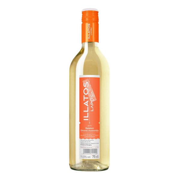 Laposa Balatoni Illatos 2019. száraz fehérbor 075 vásárlás