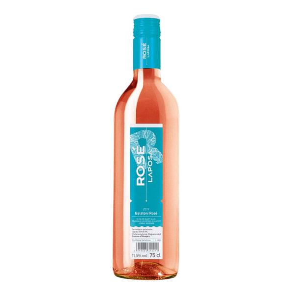 Laposa Balatoni Rosé 2019. száraz bor 075 vásárlás