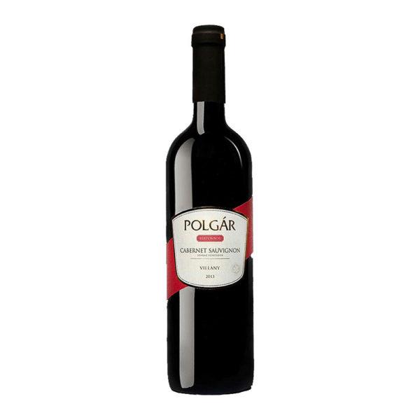 Polgár Cabernet Sauvignon száraz vörösbor 075 vásárlás