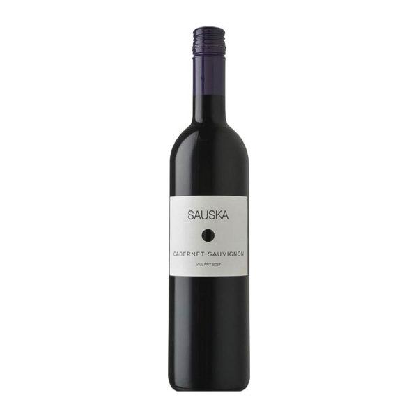 Sauska Cabernet Sauvignon Villány 2017. száraz vörösbor 075 vásárlás