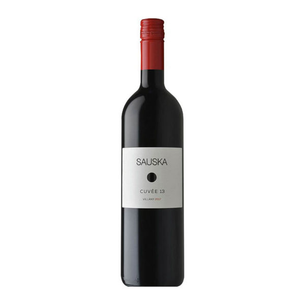 Sauska Cuvée 13 Villány 2017. száraz vörösbor 075 vásárlás