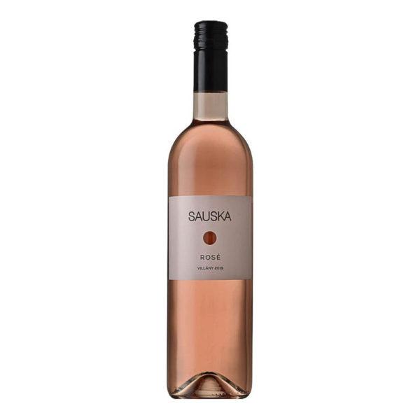 Sauska Rosé Villány 2019. száraz bor 075 vásárlás