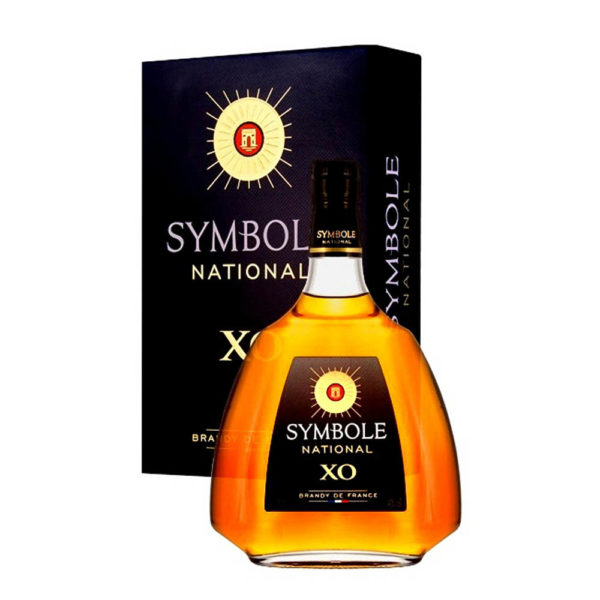 Symbole National Brandy XO. 07 pdd. 40 vásárlás