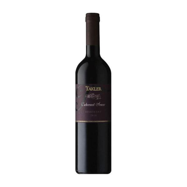 Takler Cabernet Franc 2016. száraz vörösbor 075 vásárlás