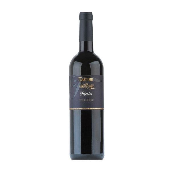 Takler Szekszárdi Merlot 2016. száraz vörösbor 075 vásárlás