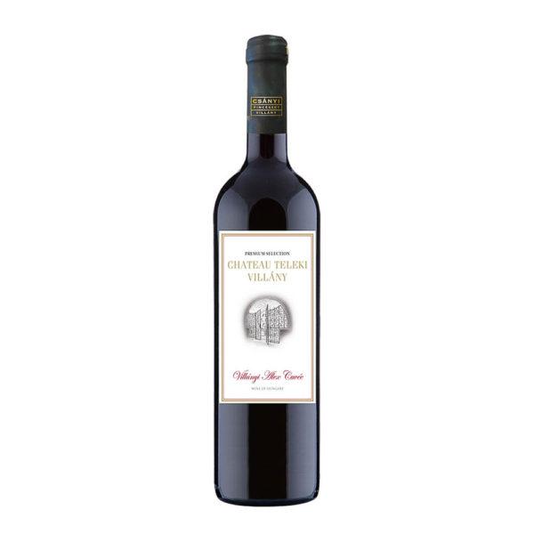 Teleki Chateau Villányi Alex Cuvée száraz vörösbor 075 vásárlás