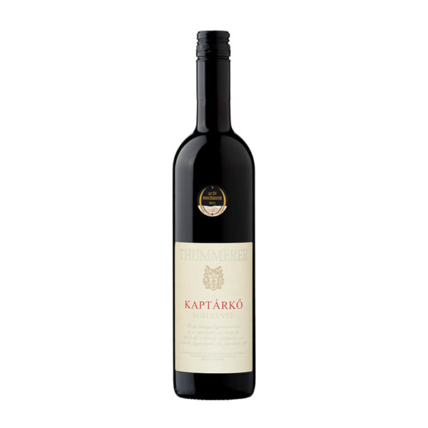 Thummerer Egri Kaptárkő Cuvée 2016. száraz vörösbor 075 vásárlás