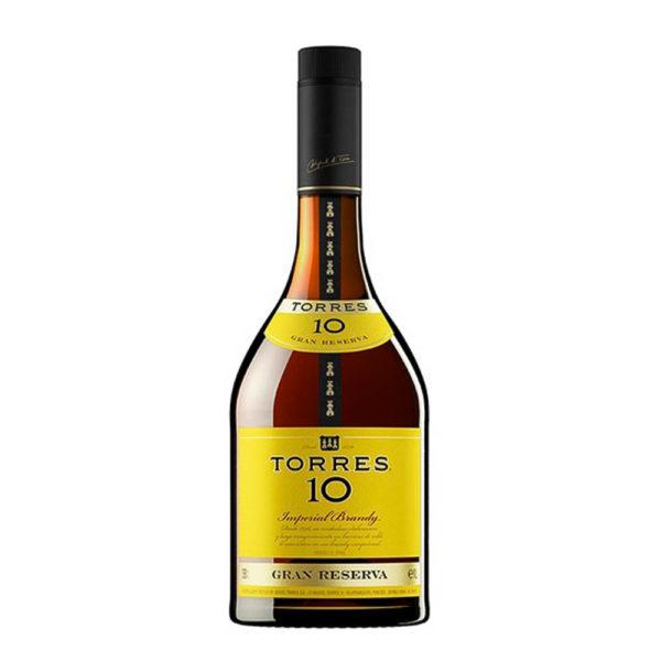 Torres 10 éves Imperial Brandy 10 38 vásárlás