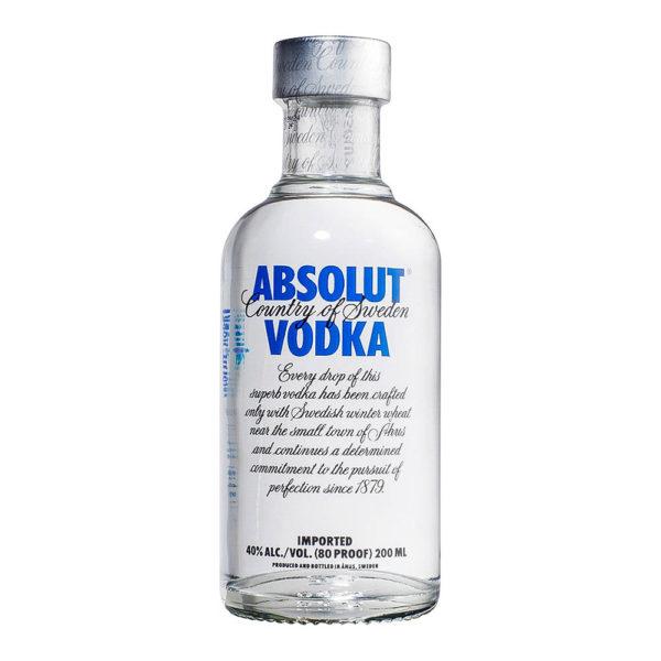 Absolut Vodka Blue 02 40 vásárlás