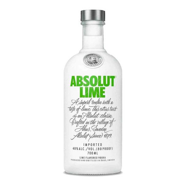 Absolut Vodka Lime 07 40 vásárlás