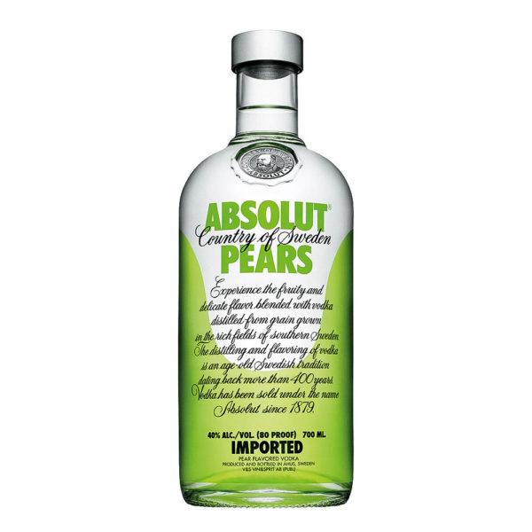 Absolut Vodka Pears 07 40 vásárlás