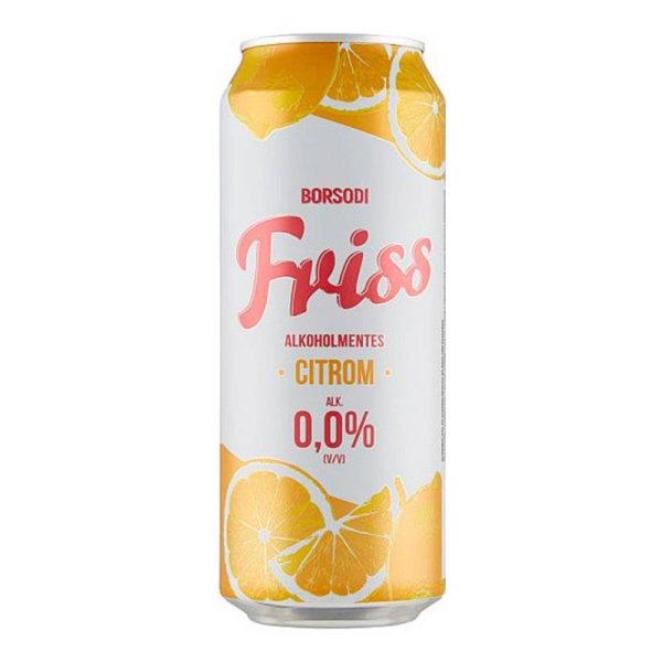 Borsodi Friss Citrom sör 05 dobozos 0 vásárlás