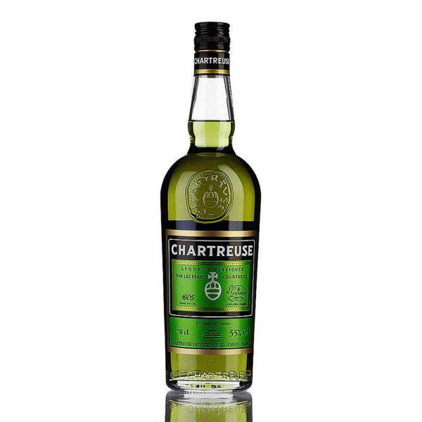 Chartreuse Green likőr 07 55 vásárlás
