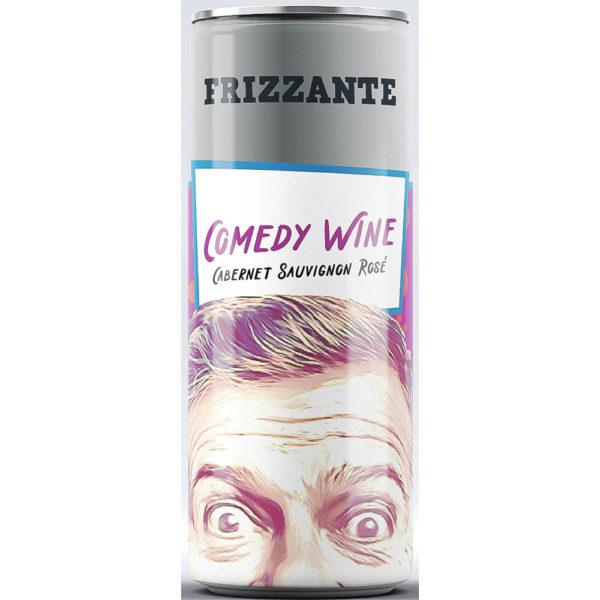 Comedy Wine Cabernet Sauvignon Rosé száraz gyöbgyözőbor 025 dobozos vásárlás