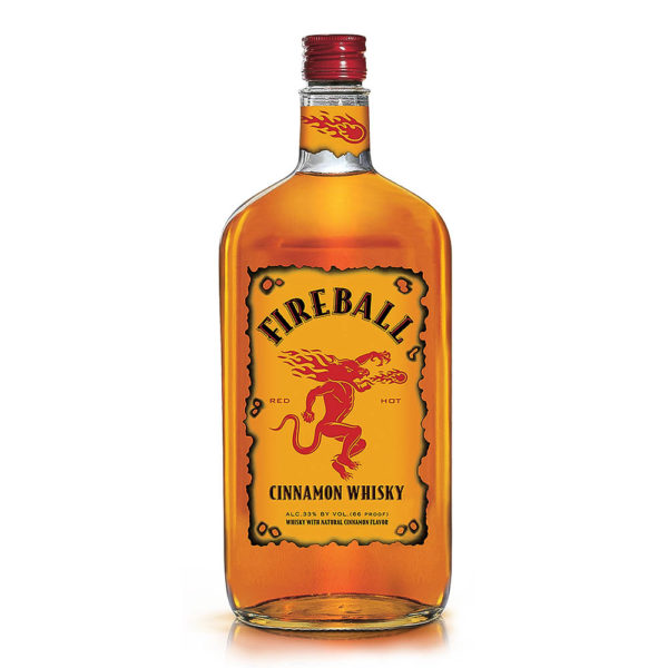 Fireball Cinnamon whisky 07 33 vásárlás