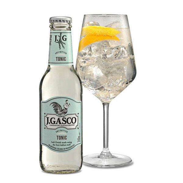 J.Gasco Dry Bitter Tonic 02 üveges vásárlás