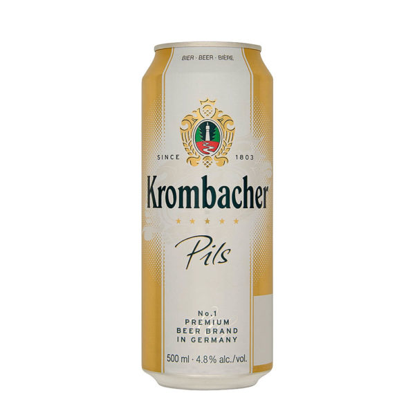 Krombacher Pils sör 05 dobozos 48 vásárlás