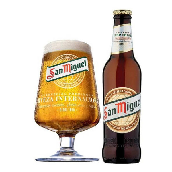 San Miguel Especial sör 033 54 vásárlás