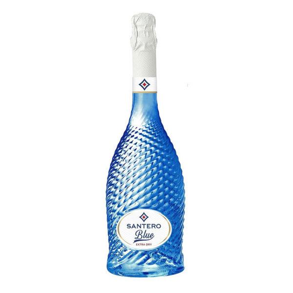 Santero Blue extra dry pezsgő 075 vásárlás
