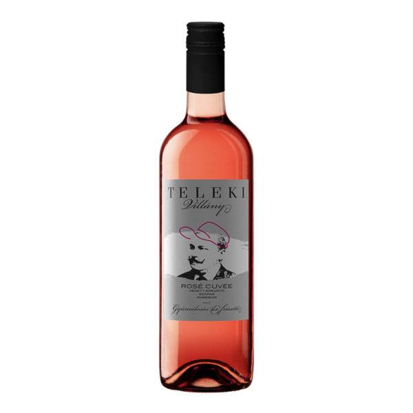 Teleki Rosé Cuvée 2019. száraz bor 0375 vásárlás