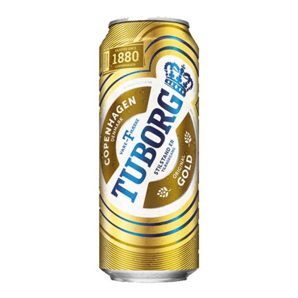 Tuborg Gold sör 05 dobozos 5 vásárlás