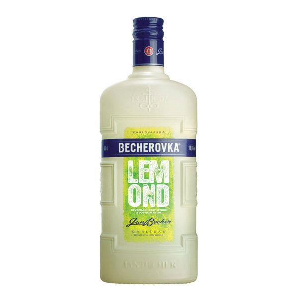 Becherovka Lemond likőrspecialitás 05 20 vásárlás