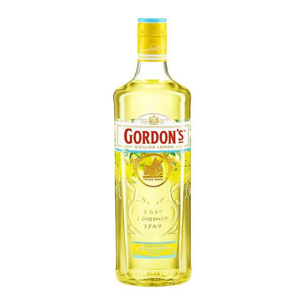 Gordon s Sicikian Lemon gin 07 375 vásárlás