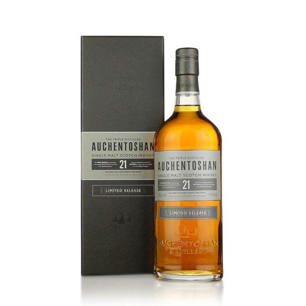 Auchentoshan 21 éves Scotch whisky Limited Release 07 pdd. 43 vásárlás