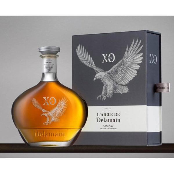 Delamain L Aigle XO Cognac Grande Champagne 07 pdd. 40 vásárlás