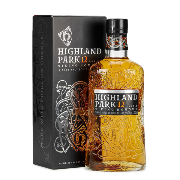 Highland Park 12 éves Single Malt Scotch whisky 07 pdd. 40 vásárlás