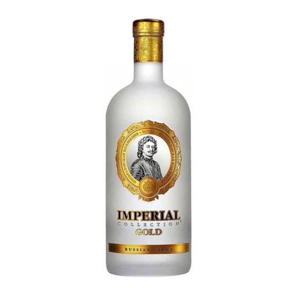 Imperial Collection Gold vodka 10 40 vásárlás