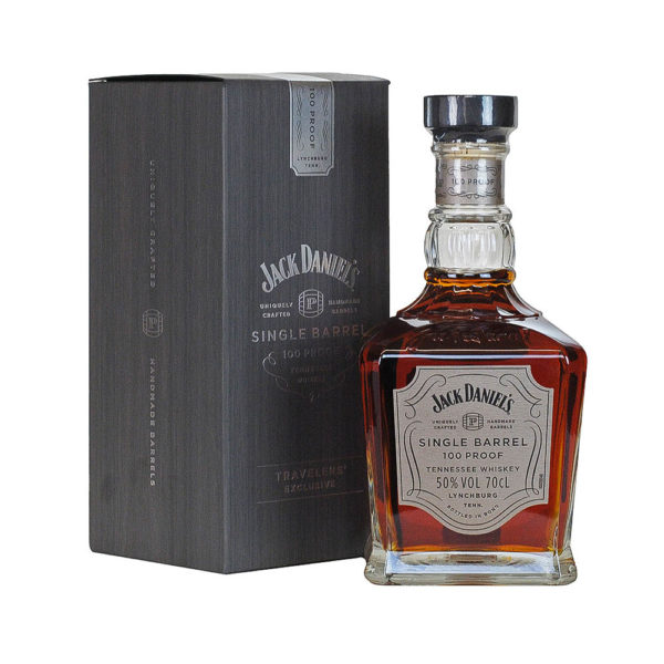 Jack Daniel s Single Barrel Tennessee whiskey 07 pdd. 50 vásárlás