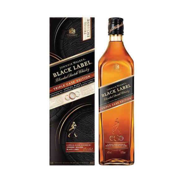 Johnnie Walker Triple Cask Edition Special Blend Scotch whisky 10 pdd. 40 vásárlás