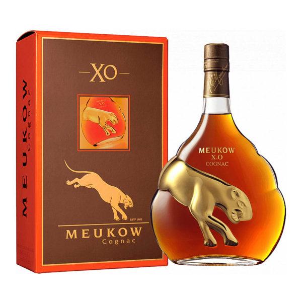 Meukow XO Cognac 07 pdd. 40 vásárlás