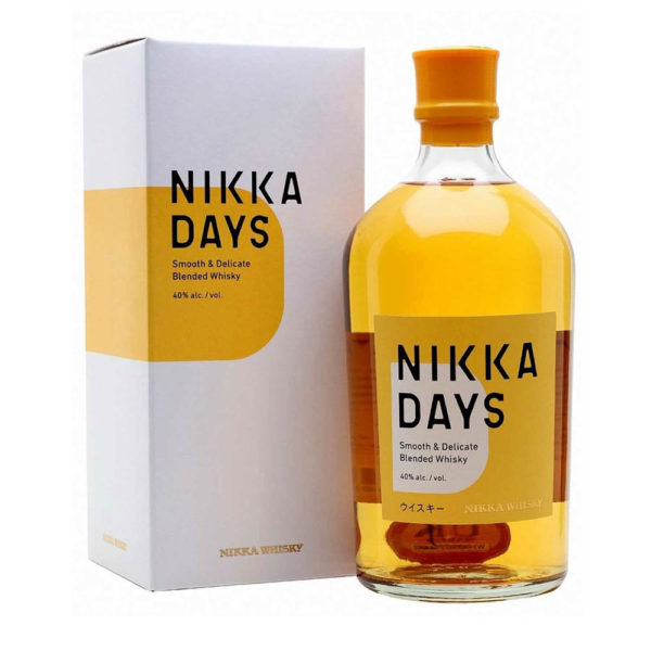 Nikka Days Blended whisky 07 pdd. 40 vásárlás
