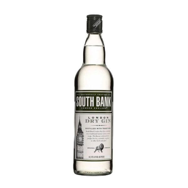 South Bank London Dry Gin 10 375 vásárlás