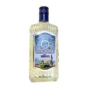 Tequila Don José Silver 07 38 vásárlás