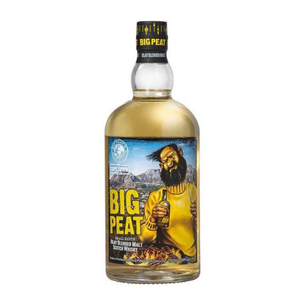Big Peat Islay Blended Malt Scotch whisky 07 46 vásárlás